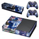New York Giants skin decal for Xbox one console and controllers