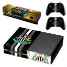 Newcastle United F.C.skin decal for Xbox one console and controllers