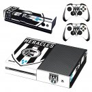 heracles 1903 logo skin decal for Xbox one console and controllers