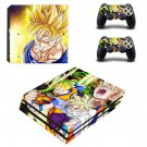 Dragon Ball Super ps4 pro skin