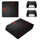 Floor Carpet ps4 pro skin decal for console and controllers