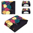 Artificial Flower ps4 pro skin decal for console and controllers
