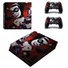 Harley Quinn ps4 pro skin decal for console and controllers