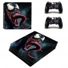Alien VS Predator ps4 pro skin decal for console and controllers