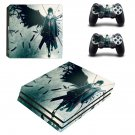 Naruto wallpaper ps4 pro skin decal for console and controllers