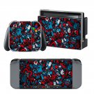 Cartoon Equipment design decal for Nintendo switch console sticker skin