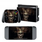 Trivium design decal for Nintendo switch console sticker skin