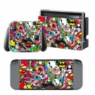 Various Logo design decal for Nintendo switch console sticker skin