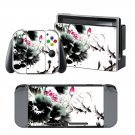 Autumn landscape design decal for Nintendo switch console sticker skin