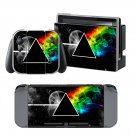 Fire Prism design decal for Nintendo switch console sticker skin