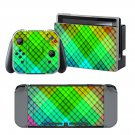 Rainbow Diamond design decal for Nintendo switch console sticker skin
