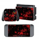 Color Blast Paint design decal for Nintendo switch console sticker skin