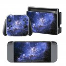Space design decal for Nintendo switch console sticker skin