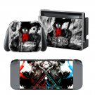 One Piece design decal for Nintendo switch console sticker skin