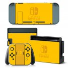 Nintendo Switch design decal for Nintendo switch console sticker skin