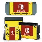 Nintendo Switch design decal for Nintendo switch console sticker skin