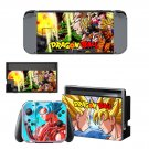 Dragon Ball decal for Nintendo switch console sticker skin