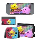 Kirby decal for Nintendo switch console sticker skin
