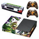 Warfare skin decal for Xbox one console and controllers