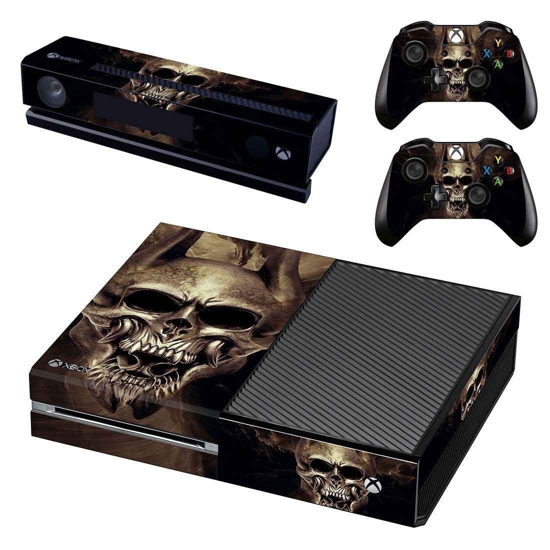 Trivium until the world goes cold skin decal for Xbox one console and controllers