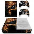 Predator skin decal for Xbox one S console and controllers