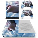 Sexy Ass skin decal for Xbox one S console and controllers