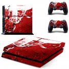 Sketch Paper skin decal for PS4 PlayStation 4 console and 2 controllers