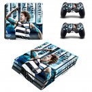 Geelong Football Club ps4 pro skin decal for console and controllers