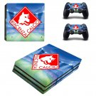 Piacenza Calcio ps4 pro skin decal for console and controllers