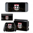 St Kilda Football Club decal for Nintendo switch console sticker skin