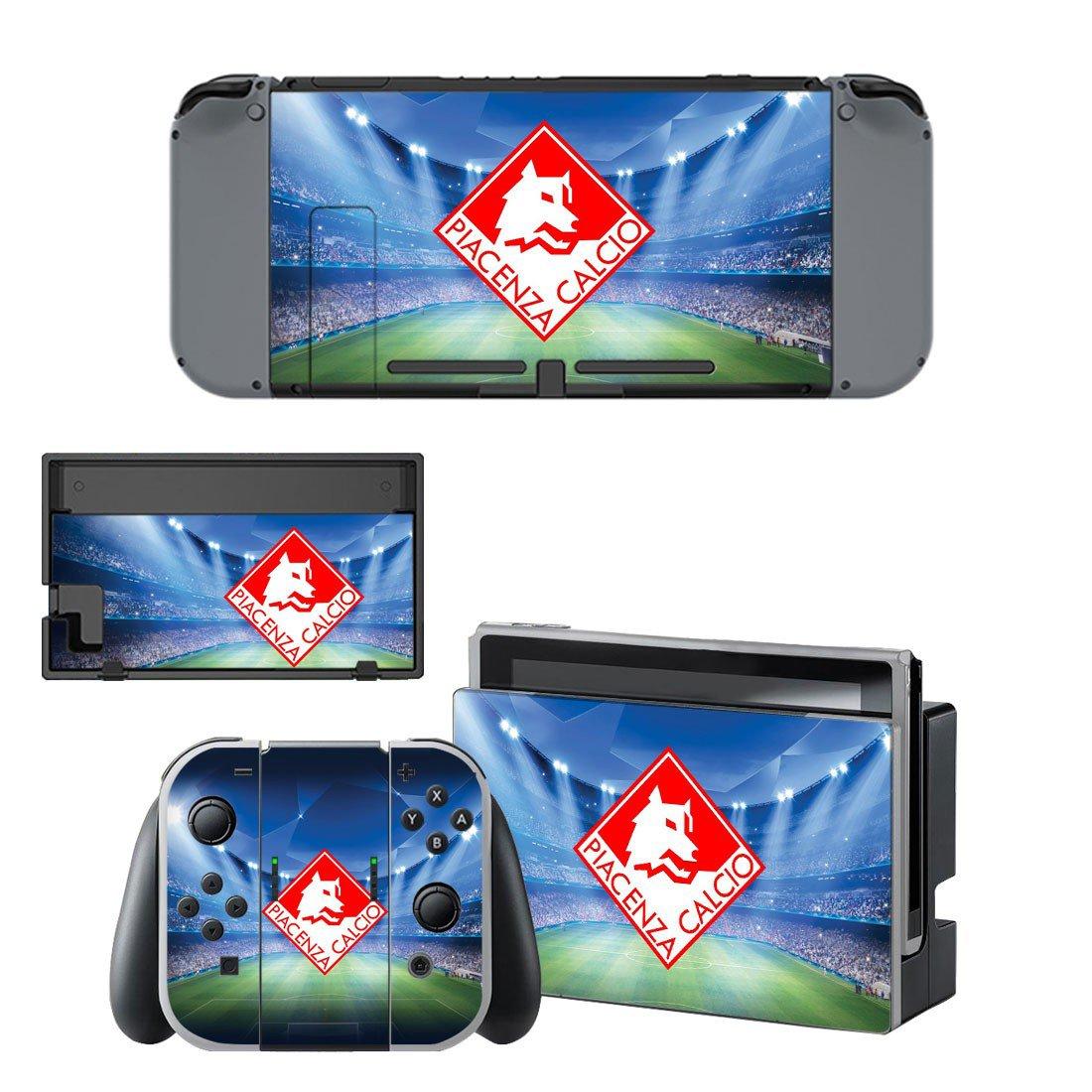 Piacenza Calcio decal for Nintendo switch console sticker skin