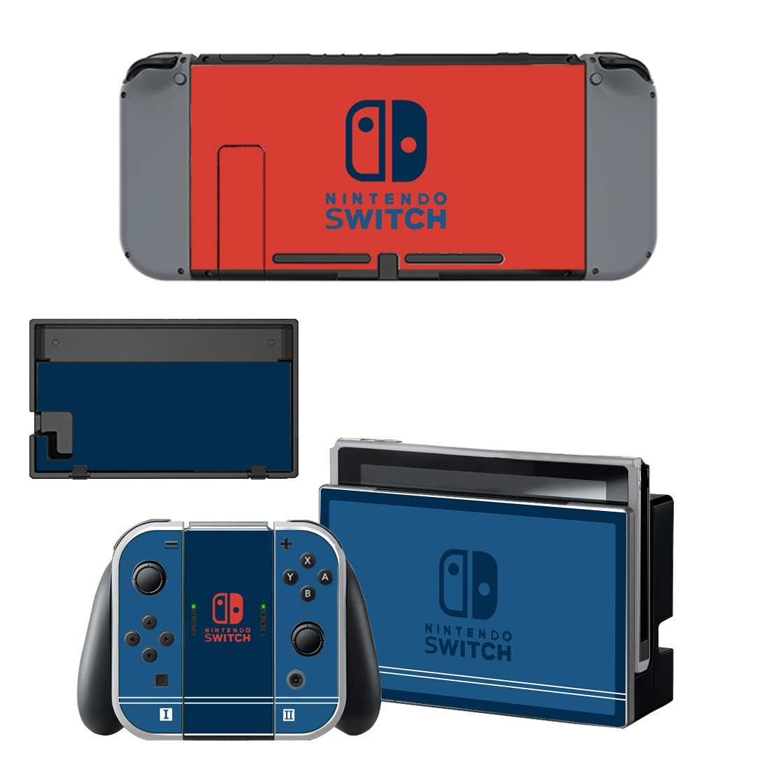 Nintendo Switch decal for Nintendo switch console sticker skin
