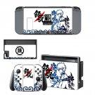 Gintama soul sakata decal for Nintendo switch console sticker skin