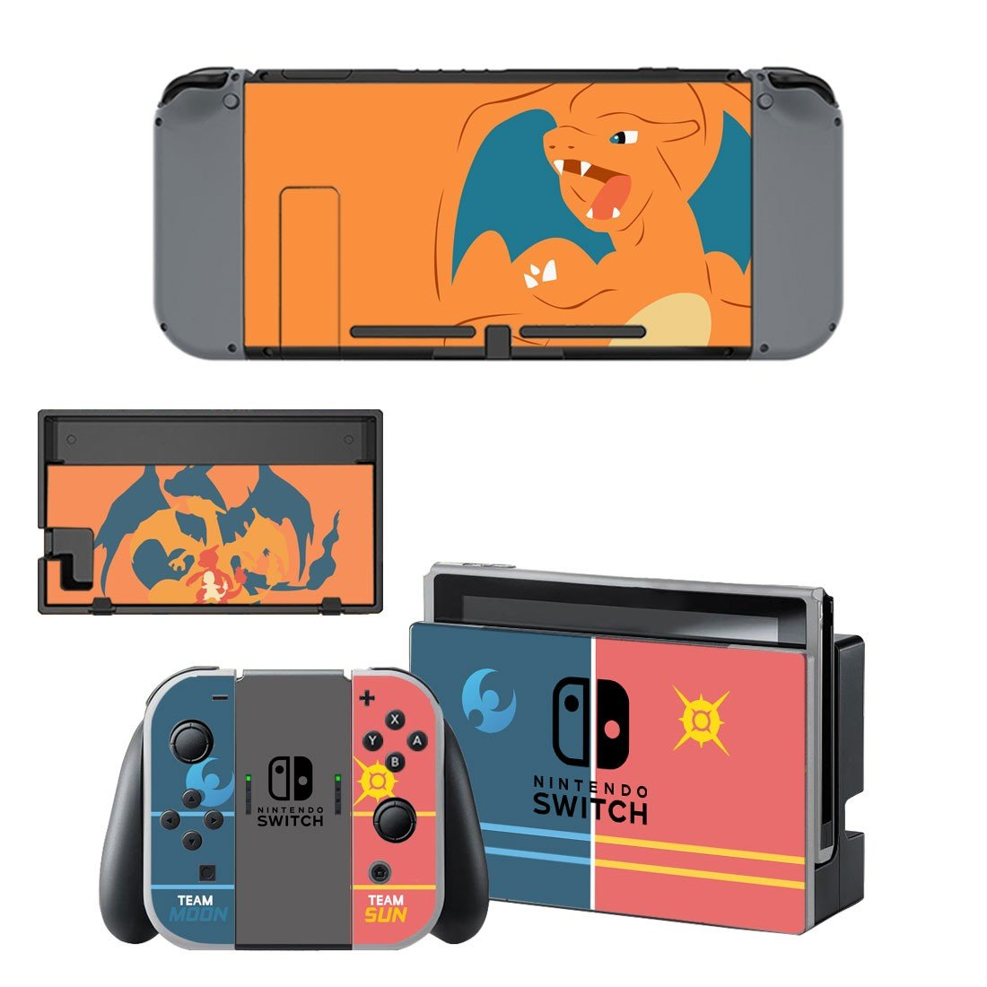 Nintendo Switch decal for Nintendo switch console sticker skin