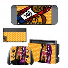Bape wallpaper decal for Nintendo switch console sticker skin