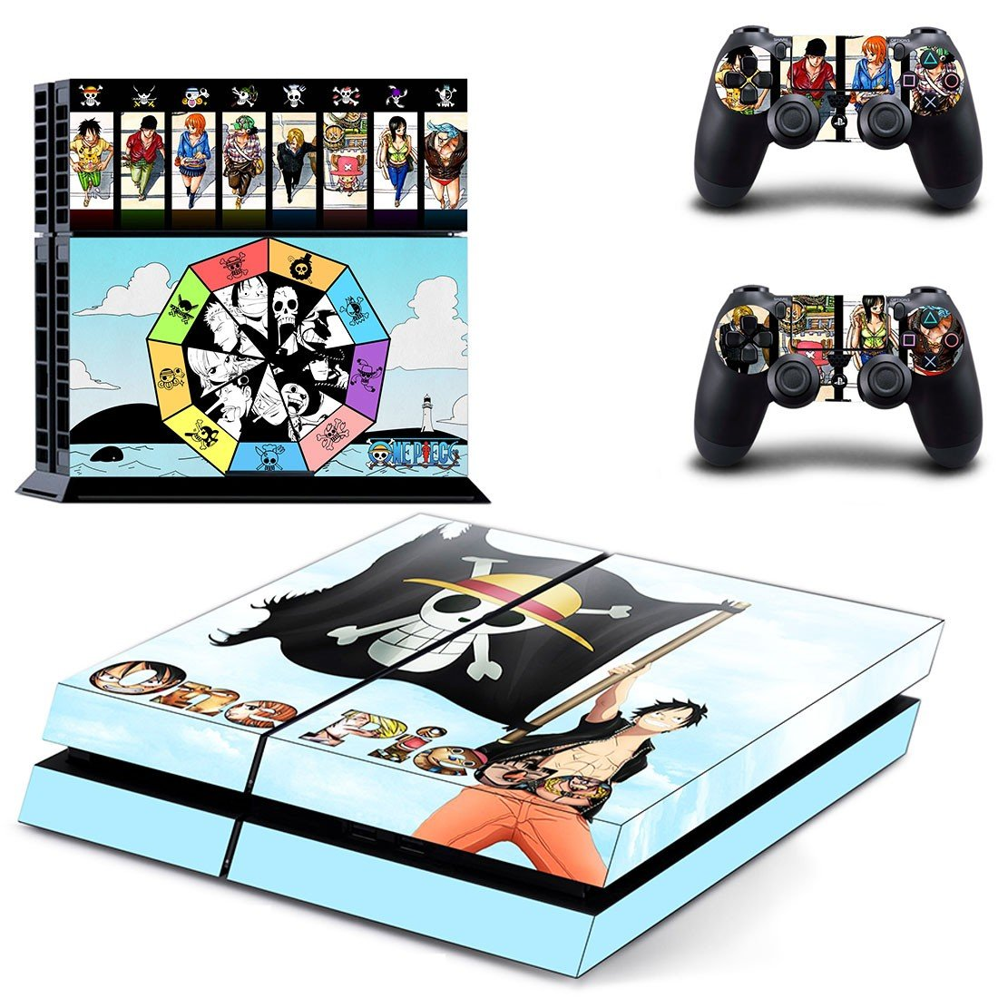 Smoky Rose skin decal for ps4 console and controllers