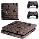 Rocky wall skin decal for ps4 console and controllers