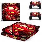 Superman ps4 skin