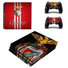 S.L. Benfica  ps4 pro skin decal for console and controllers