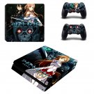 Sword art online ps4 slim skin