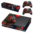 Spider-Man skin decal for Xbox one console and controllers