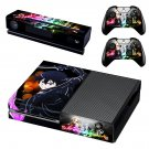Sword art online skin decal for Xbox one console and controllers