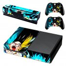 Dragon ball super skin decal for Xbox one console and controllers