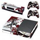 Attack on titan skin decal for Xbox one console and controllers