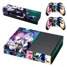 Re zero skin decal for Xbox one console and controllers