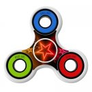 Star clipart Skin Decal for Hand Fidget Spinner sticker toy