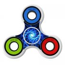Fractal spiral skin Skin Decal for Hand Fidget Spinner sticker toy