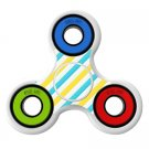 Colored clipart skin Skin Decal for Hand Fidget Spinner sticker toy
