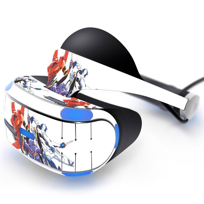 Fictional character Skin Decal for Playstation VR PS4 Headset cover sticker