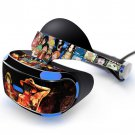 One Piece Skin Decal for Playstation VR PS4 Headset cover sticker